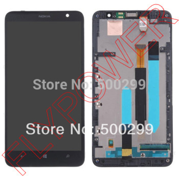 Подробнее о For Nokia Lumia 1320 LCD Screen Display with Touch Digitizer +frame Assembly by free shipping; 100% new lcd display screen with touch screen digitizer with frame assembly full set for nokia lumia 1320
