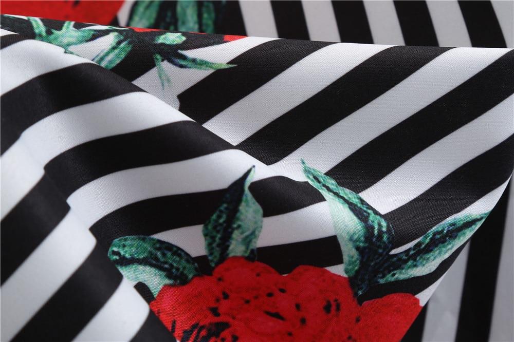 HTB1a7UYbifrK1RjSspbq6A4pFXa8 Women Summer Dresses 2019 Robe Vintage 1950s 60s Pin Up Big Swing Party Work Wear Rockabilly Dress Black Polka Dot Vestidos