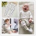 Calças do bebê do bebê do menino/menina calças para a primavera verão outono b