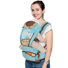 Baby Back Infant Wrap Sling  Bag Hipseat Hip Seat Front Carry Facing Mesh Breathable