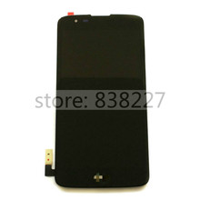 For LG Tribute 5 K7 LS665 LS675 MS330 LCD Screen Display Digitizer Touch assembly Black replacement screen