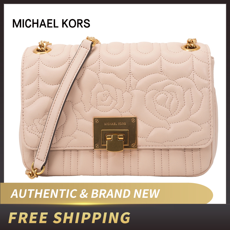 MICHAEL KORS TASCHE BAG VIVIANNE MD Shoulder Flap 35H8AVAF2T/35S9GP6F2T/35S9SP6F2T/35F9SP6F2M