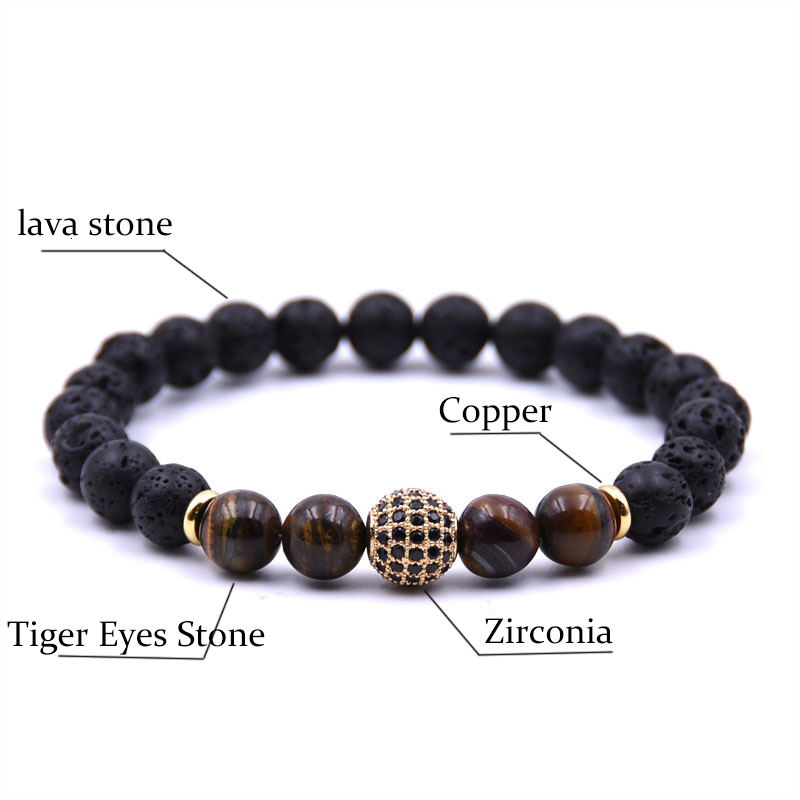 Lava Stone Bracelet (3)