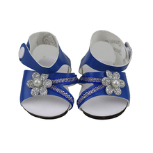 Fashion 18-inch Doll Shoes-My Little Baby Accessories Fits 18  Doll-Toy DIY Handmade for Girls