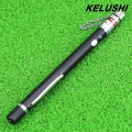 KELUSHI 30mW Aluminum red light source Visual Fault Locator Fiber Optic Cable Tester with 2.5mm Universal FC/SC/ST connector