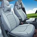 PU asiento de cuero cubierta para BMW Serie 1 116i y 118i frontal y posterior del coche asientos cómodos asientos de coche accesorios interiores conjuntos
