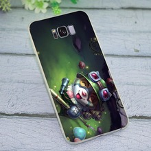Case for Samsung Galaxy A6 2018 League of Legends Phone Cover for A7 A8 A9 A10 A20 A30 A40 A50 A70 J3 J5 J6 J7 A5 2017 стоимость