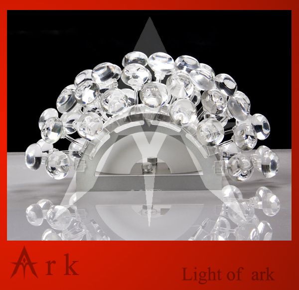 ark light Modern acrylic  ball Wall Light Lamp Lighting for Hotel / Bed room/ Lobby/ Corridor ark benefit u2 dual black