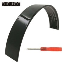 SHELKEE Replacement top Headband cushion pad Repair parts For Beats by  Solo HD Wired On-Ear headphone