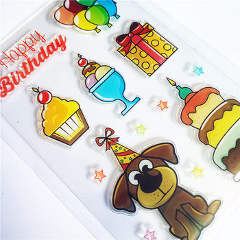 Terrific Cheap Product T42Zl Hot Sale Birthday Cake Transparent Clear Birthday Cards Printable Opercafe Filternl