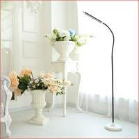 Moderne Eye-beschermende LED Vloerlampen Voor Woonkamer Piano Staande Lichten 8 W 5-level Helderheid Floor Home Verlichting armaturen