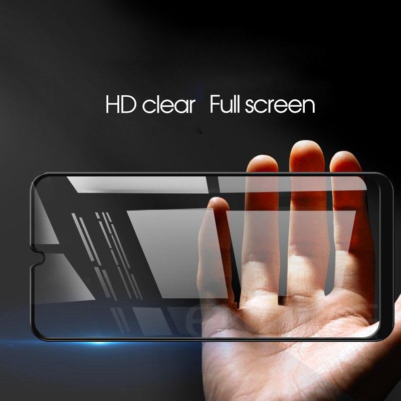 Pour Samsung Galaxy A30/A50 verre trempé verre de Protection plein écran pour Samsung A30 A50 A 30 50 Film de Protection d'écran en verre