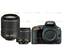Nikon D5500 DSLR Camera Body & AF-S 18-55mm VR and Nikon AF-S DX NIKKOR 55-200mm F4-5.6G ED VR II Lens