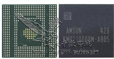 Nand de memória flash emmc para samsung galaxy note4 n910f