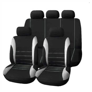 Cojín de Cojines de asiento de coche General para las cuatro estaciones, cubierta de asiento de coche con estilo para Honda Accord Civic CRV Crosstour Fit City y HRV