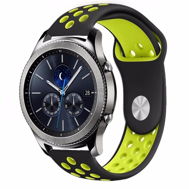 EIMO galaxy watch active For Samsung Gear s3 sport galaxy watch 46mm huawei watch GT huami amazfit bip Strap 20 22mm watch band