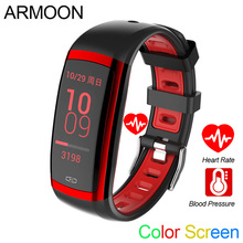 Smart Bracelet CD09 Android IOS Heart Rate Smart Band Sleep Monitor Fitness Tracker Blood Pressure Watch Color Screen Sport Band
