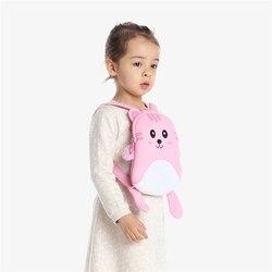 Nohoo 3D torby szkolne dla dziewcząt dzieci torba plecak dla dzieci infantis dla plecak szkolny tornister plecak szkolny torebki dziecięce scool torba delune 5