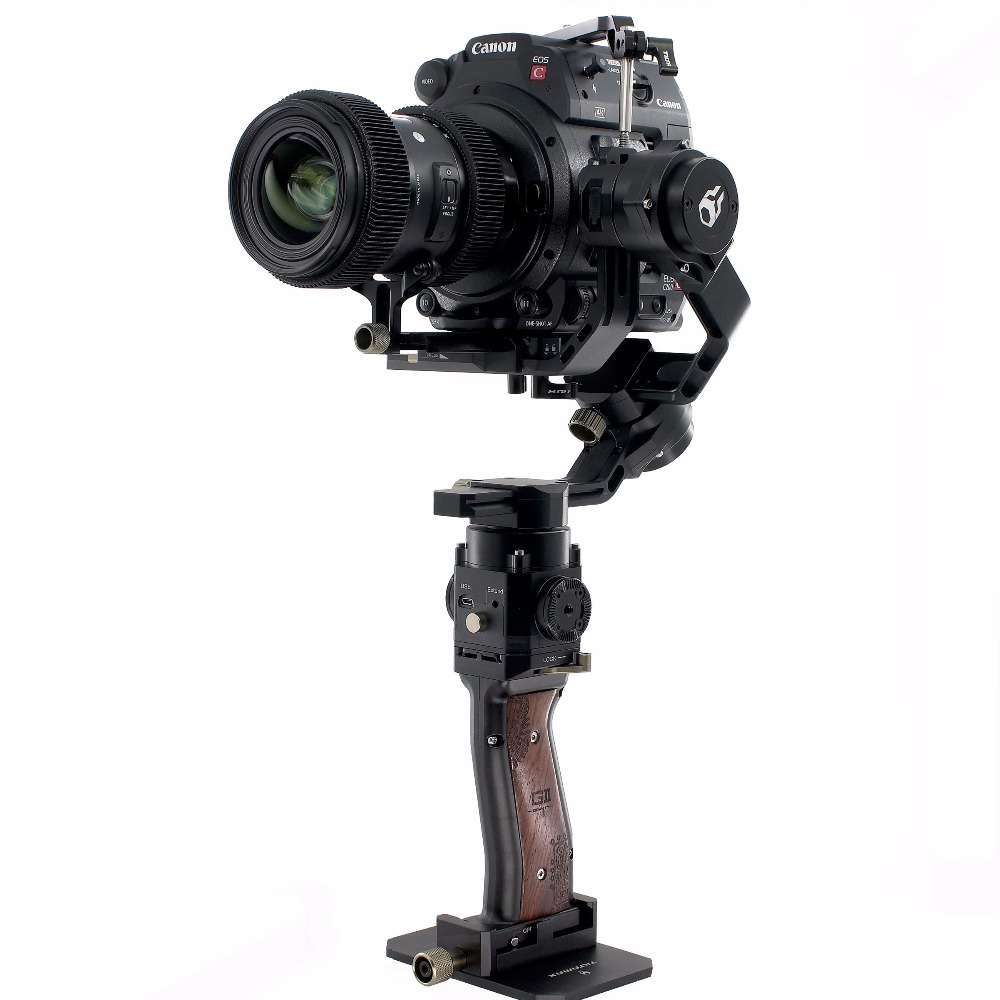 TILTA G2 G2X TILTA GR-V01 GR-V02 3-Axis De Poche Stabilisateur Cardan/Spot vente