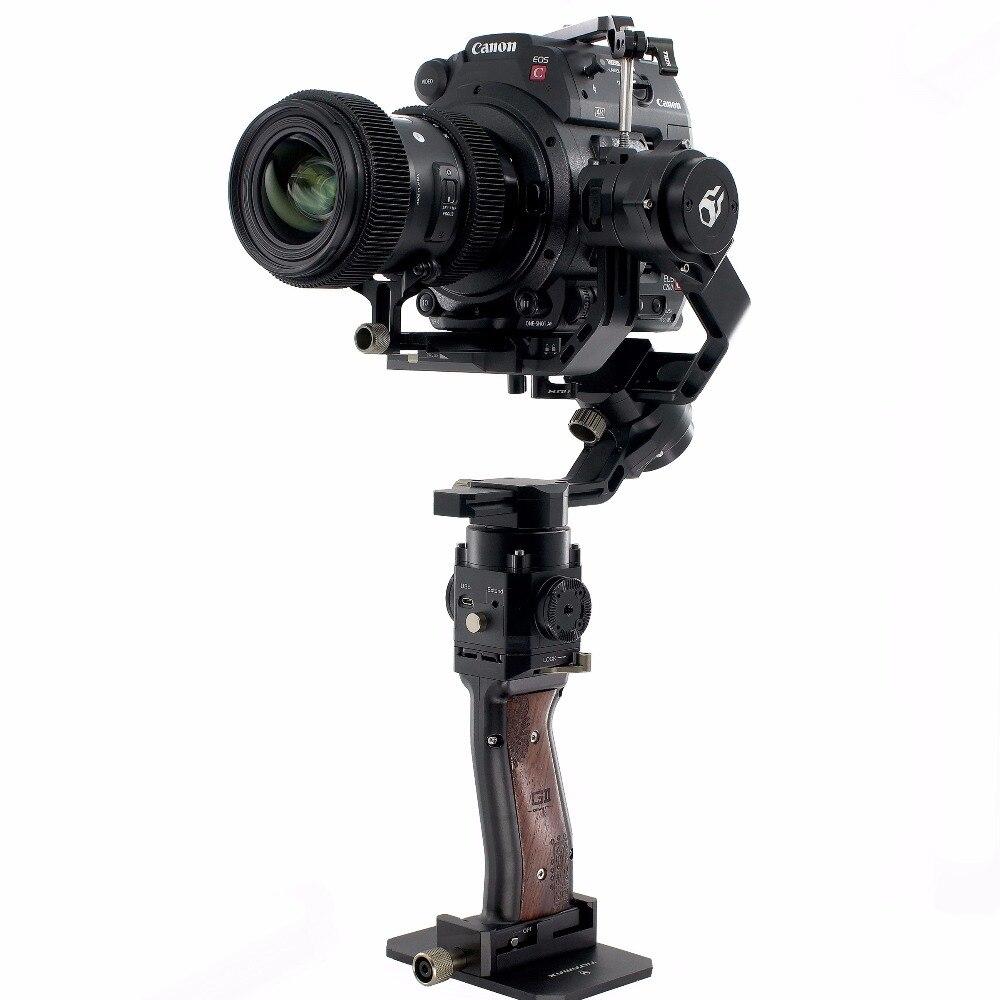 TILTA G2 G2X TILTA GR-V01 GR-V02 3-Axis Handheld Stabilizzatore Giunto Cardanico/Spot vendita