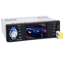 Car Audio Stereo MP4/MP5 Player AUX-IN music FM/USB/SD 1 Din/remote control Car Radio Audio Auto