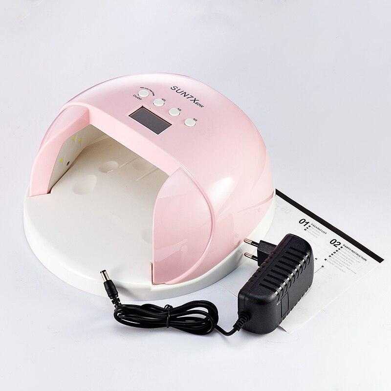 Secador de Cura UV led Polonês Gel