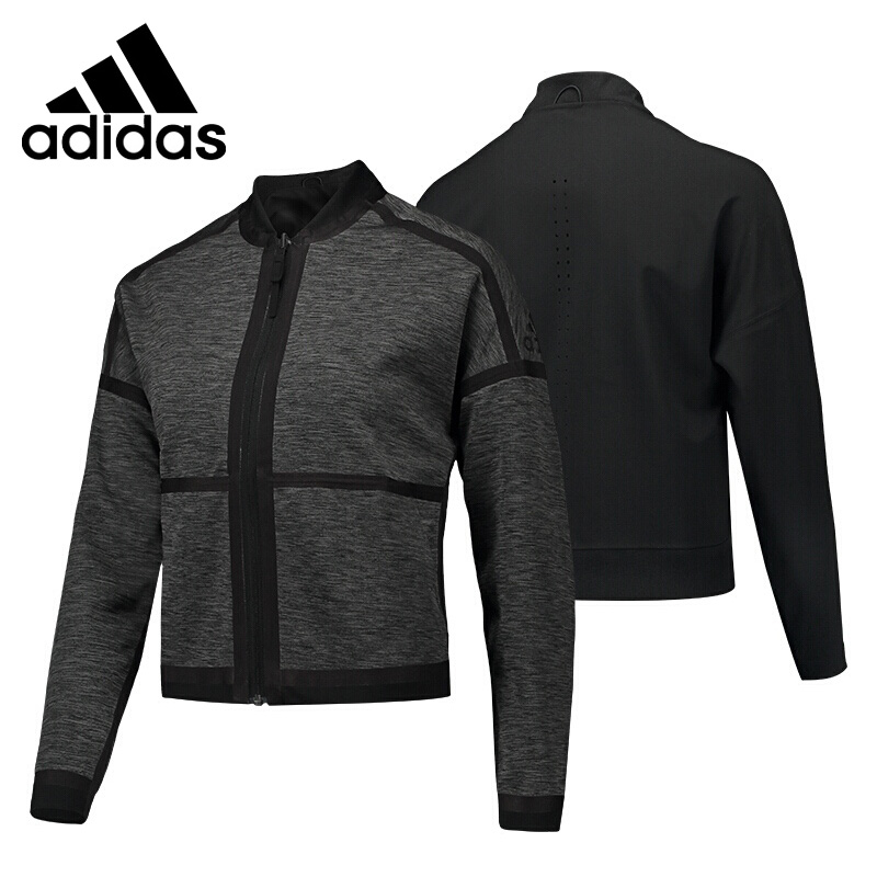 Original New Arrival 2018 Adidas W Zne SO Rev Jk Womens reversible jacket Sportswear
