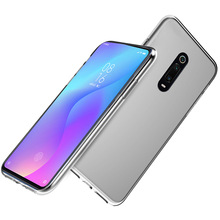 цена на Clear Case for Xiaomi Mi 9T Mi 9T Pro Slim Fit Soft Transparent TPU Shockproof Protective Silicone Cover for Xiaomi Mi 9T Case