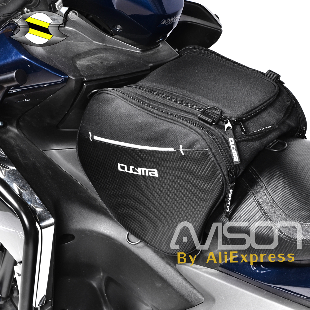 Motorcycle Bags for Yamaha NVX155 NVX 155 AEROX 2018 Tank Bag Waterproof Store Content Bag Travelling