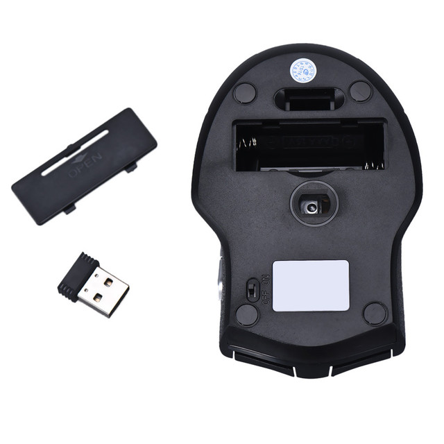 Wireless Mouse 2.4G Optical 10M Wireless Mouse For Universal Laptop/Desktop Wireless Mouse Suppion
