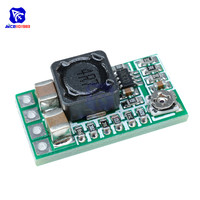 10Pcs Mini DC-DC 12-24V To 5V 3A Step Down Power Supply 1.8V 2.5V 3.3V 5V 9V 12V Module Adjustable Voltage Buck Converter Board