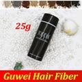 Toppik 25g hair building fibers powder spray lock black dark brown med brown light brown blond 9 colors
