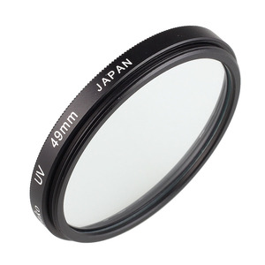 Image 1 - Camera Lens UV Protection Filter 49mm for Canon EF 50mm f/1.8 STM & for Sony E mount 18 55mm f/3.5 5.6 OSS Lens