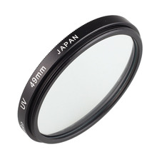 Filtro de protección UV para lente de cámara 49mm para Canon EF 50mm f/1,8 STM y para Sony e mount 18 55mm f/3,5 5,6 OSS Lens