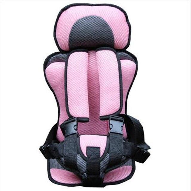 Новый Стиль Портативный Baby Автокресло, Малышей Автокресло Подушка для детей в Автомобиле, Черный Детские Автокресла Охватывает Силла Para авто