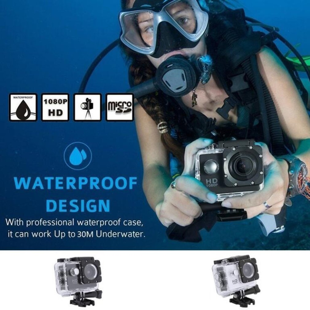HTB1a7areL1H3KVjSZFBq6zSMXXaB G22 1080P HD Shooting Waterproof Digital Video Camera COMS Sensor Wide Angle Lens Camera For Swimming Diving