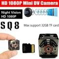32 gb karte + mini kamera dvr loop video recorder infrarot nachtsicht dv full hd 1080 p webcam motion erkennen-in Überwachungskameras aus Sicherheit und Schutz bei