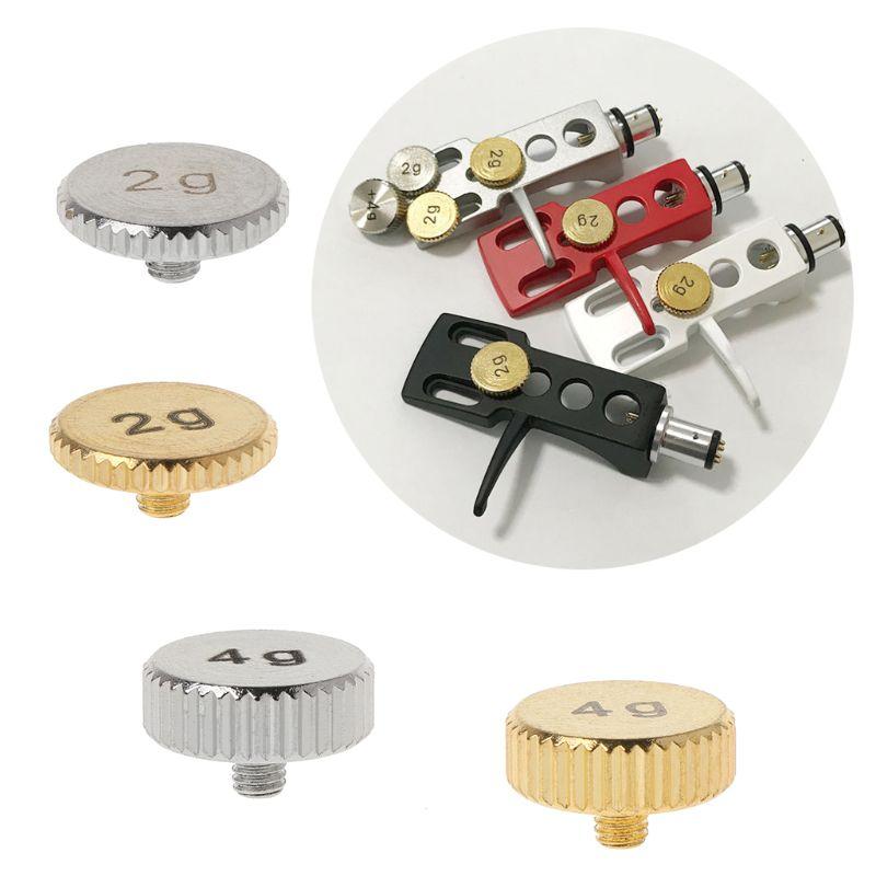 Unterhaltungselektronik Headshell 4g 2g Shell Gewicht Plattenspieler Metall Elektrische Instrument Teile Für Sl1200 Sl1210 Mk 2 3 5 M5g Stylus Dj Ausrüstung Ruf Zuerst