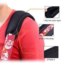 Утолщенный съемный Противоскользящий гитарный ремень рюкзаки для акустических защитных путешествий бас Подушка губка Наплечная накладка сумки для камеры