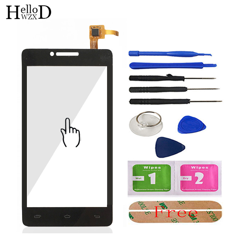 5 Mobile Phone For Prestigio MultiPhone PAP5500 PAP 5500 DUO TouchScreen Touch Screen Glass Digitizer Panel Lens Sensor Tools