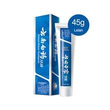 Зубная паста для взрослых Mentha Тип 45 г снижение трения повреждения улучшение проблемы полости рта сохранение здоровья полости рта свежий