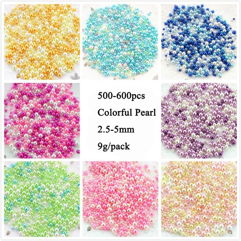 43910c4a9 500 unids/lote DIY UV partículas de perlas accesorios limo bolas pequeño  espuma para Floam