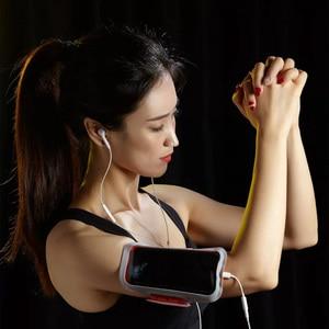 Image 5 - Спортивный чехол Youpin GuildFord на руку, водонепроницаемый чехол для сенсорного экрана, Женский чехол для бега, спортзала, спортивная сумка на ремне для телефона