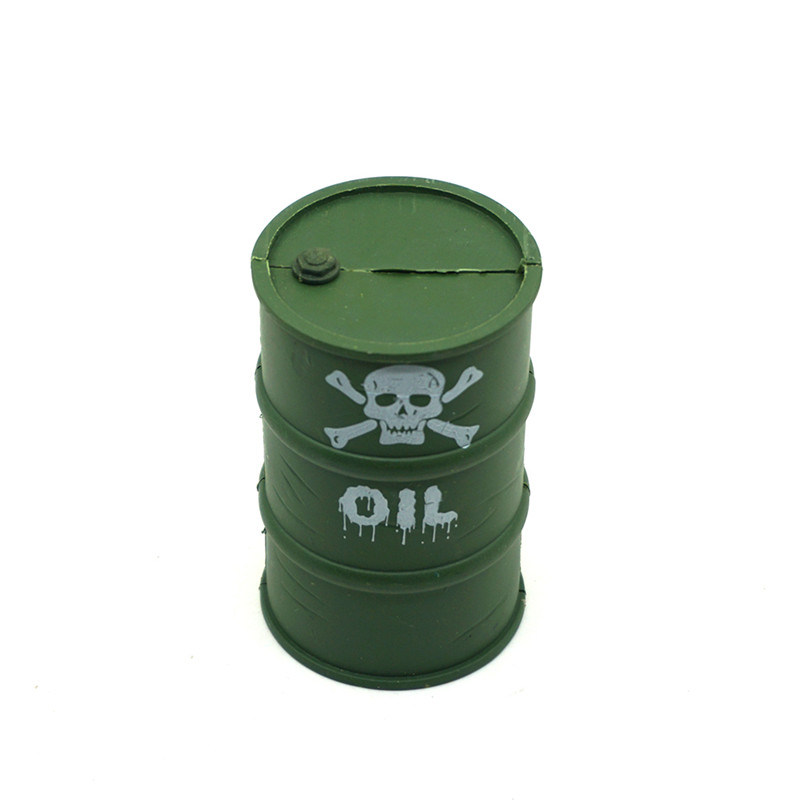 Toys & Hobbies Honest 1pc Green Military Oil Drum For 1/10 Rc Rock Crawler Axial Scx10 90047 Tamiya Cc01 D90 D110 Tf2 Traxxas Trx4 Ample Supply And Prompt Delivery Remote Control Toys