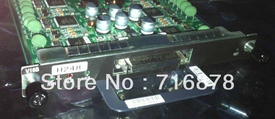 ZXA10 F820 V16B V16B font b VOIP b font card H248 for ZXA10 F820