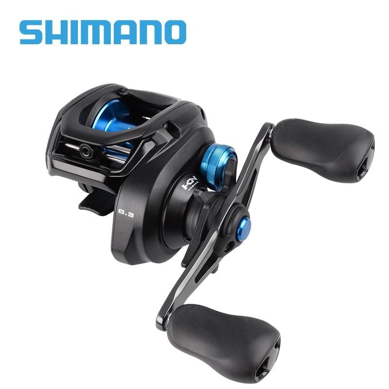 SHIMANO SLX Reels Baitcasting Reels 3 1BB 6 3 1 7 2 1 8 2 1