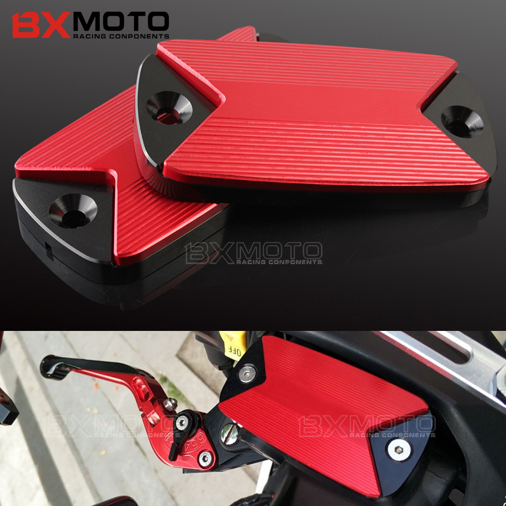 motorcycle brake Front Fluid Reservoir Cap For Honda Shadow VT 400 600 750 1100 VT400 VT600 VT750 VT1100 VT1300 Aluminum cnc aftermarket free shipping motor parts for motorcycle 1989 2007 suzuki katana 600 750 billet oil brake fluid reservoir cap chrome