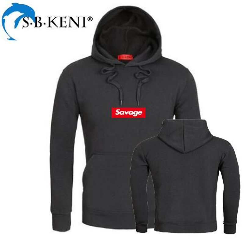 2018 Autumn lovely savage hoodie sweatshirt Fashion Casual Printing tracksuit men mens Women hoodies