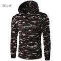 Камуфляж толстовки и кофты 2016 мужские свитера хип-хоп chandal sudaderas hombre мода пальто куртки