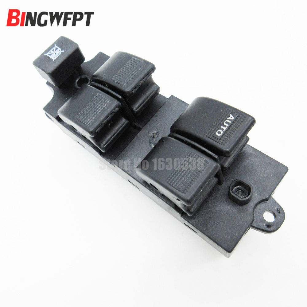 New Mazda 6 Electric Master Power Window Switch For 2003-2012 GJ6A66350A